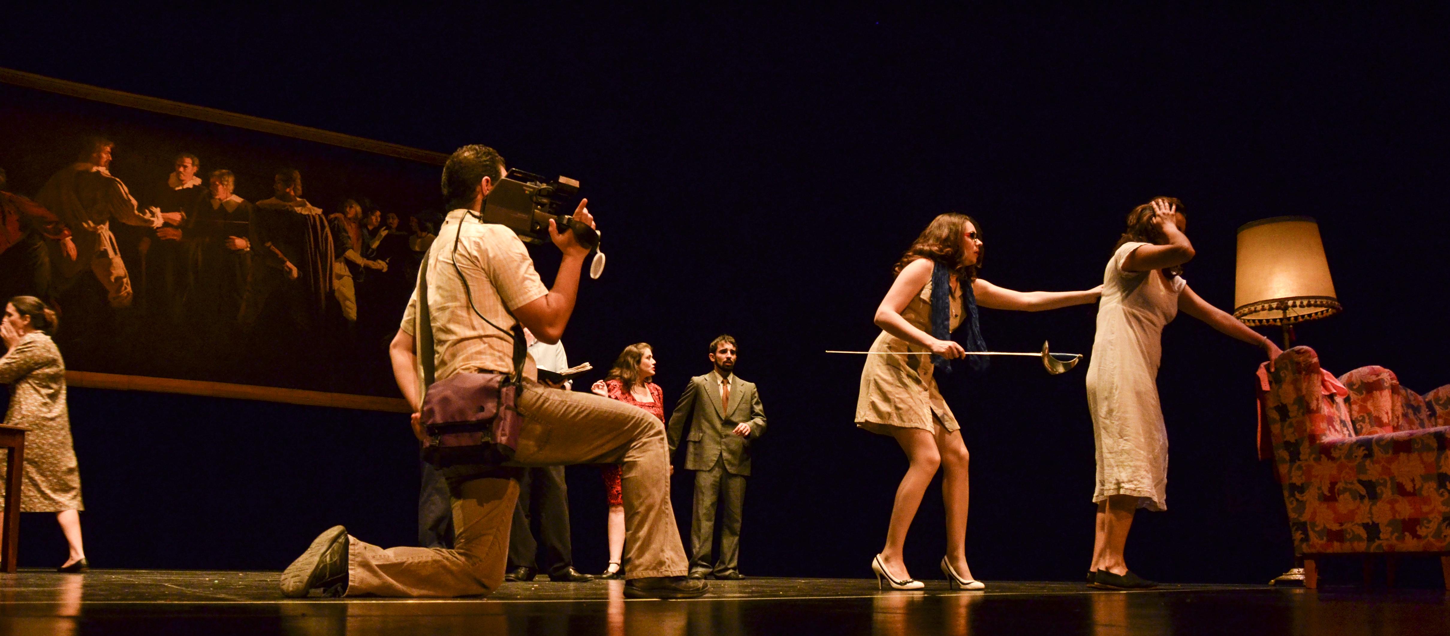 UNAM-teatro